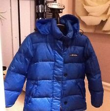 DKNY JEANS WINTER PUFFER DUCK  WOMENS  DOWN JACKET WITH HOOD-P