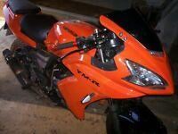 Yamasaki 50 ymr  moped 50 cc motorbike 49cc northants