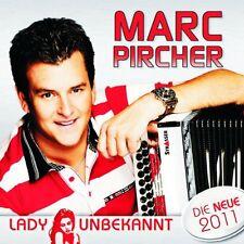 Marc Pircher - Lady Unbekannt  CD / NEU+VERSCHWEISST!