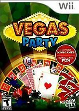 Vegas Party (Nintendo Wii, 2009)