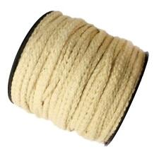 50M 100% COTTON PIPING CORD ROPE UPHOLSTERY CUSHIONS EDGING TRIMMING CRAFTS