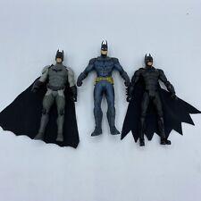 Dc Comics Batman Action Cape Batman Begins Figure Bendy Batman Dark Knight Toy