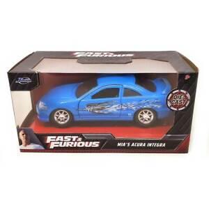 Jada Toys Fast & Furious: MIA's Acura Integra Type-R 1/32 Scale