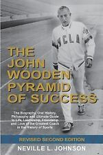The John Wooden Pyramid of Success by Neville Johnson (2003, Paperback, Revised)