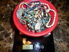 Lot Of Scrap or Wear 925 Sterling Silver Jewelry Stones gems 503 Grams W stones