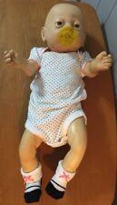 "Emson Newborn Baby Girl Doll Anatomically Correct 17"" TLC"