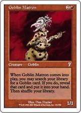 GOBLIN MATRON Seventh Edition MTG Red Creature — Goblin Unc