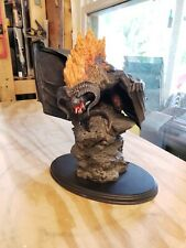 Sideshow Weta Collectibles Lord Of The Rings Balrog Flame Of Udon Statue