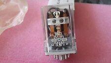 R15 Plug-in power relay 3PDT 10A 250V Coil 48V DC type R1510 1322 1048  RELPOL