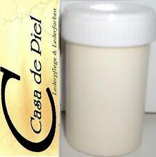 CDP NAPPALEDER Lederfarbe Glattleder Leder färben - 500ml - Creme