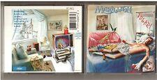 Rare Best Sounding Marillion Fugazi 1984 Japan Capitol CD CDP 7 46027 2