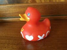 BUD Collectable Luxury Rubber Duck - HUGS & KISSES (2006)