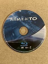 Memento (Blu-ray Disc, 2006) Disc Only - No Tracking