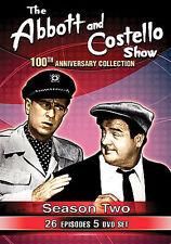 Abbott & Costello Show - 100th Anniversa DVD