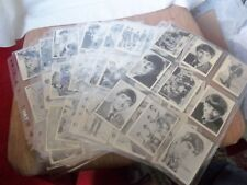 THE BEATLES NEMS ENT. A & BC TRADING CARDS COMPLETE 1st SERIES SET ALL 60 CARDS