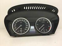 BMW 5 E60 E61 Diesel Compteur de Vitesse Instrument Cluster Km/H
