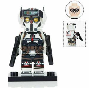 Star Wars Minifigure Tech (Clone Force 99 The Bad Batch) Building Blocks