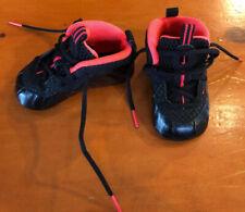 Nike Lil' Posite Pro Size 4C Black Laser Crimson Baby Shoe 643145-001
