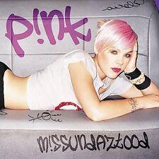 PINK - MISSUNDAZTOOD - ARISTA CD