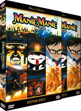 ★Manie-Manie : Les Histoires du labyrinthe ★ - Edition Gold - DVD