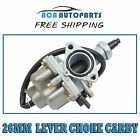 PZ 26mm Lever Choke Carby Carburetor 125cc 140 ATV Bike Dirt PIT PRO Trail Quad