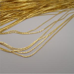 3M Schlangenknochenkette Halskette Armband Schmuck Schmuckherstellung Zubehör