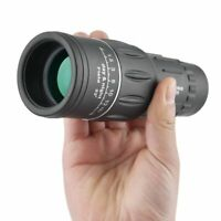 Ht Day&Night Vision 40X60 HD Optical Monocular Hunting Camping Hiking Telescope