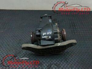 2003 AUDI A4 B6 1.9 TDI QUATTRO REAR DIFF DIFFERENTIAL ETQ210103