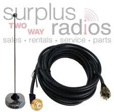 NMO VHF 1/4 WAVE 150-162MHZ Antenna Kenwood TK7360 TK7302 TK7160 TK7180 NX700