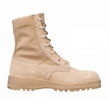 McRAE U.S. ARMY DESERT COMBAT BOOTS, VIBRAM SOLE, SIZE 6.5 W, NEW