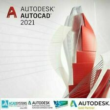 Autodesk Autocad 2021 License Lifetime✅ Genuine Key the latest version for win🔥