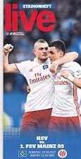 HSV-Stadionheft Nr.18 zum Heimspiel gegen FSV Mainz 05 vom 7.5.2017