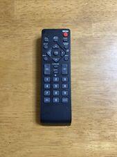 Sylvania Emerson TV Remote Control Model NH000UD