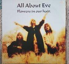 ALL ABOUT EVE FLOWERS IN HER HAIR. EVEN X4 888 737-1  12 INCH