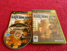 Delta Force Black Hawk derribado Microsoft Xbox 16 + Pal