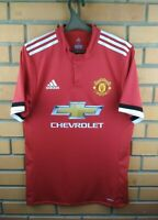 Manchester United Jersey Player Issue 2018 Adizero M Shirt BQ7278 Adidas Trikot