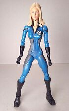 toybiz INVISIBLE WOMAN power blast FANTASTIC FOUR Movie VISIBLE 2005 6in. #2955