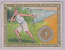Clean, Affordable 1909-10 T51 Notre Dame Fighting Irish Shot Put Murad College
