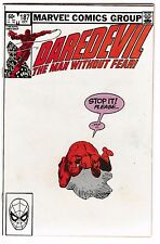 DAREDEVIL #187 (NM) New BLACK WIDOW Appearance! + NICK FURY & STICK Appearance!