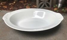 HTF VINTAGE CHATHAM GRAY TST LURAY PASTELS OVAL VEGETABLE SERVING BOWL
