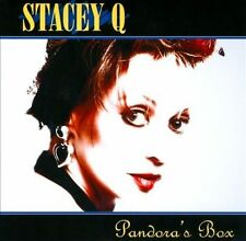 Stacey Q : Pandoras Box CD