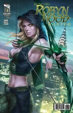 GRIMM FAIRY TALES Robyn Hood Wanted #1 Cover A Artgerm Worldwide RHWanted01A