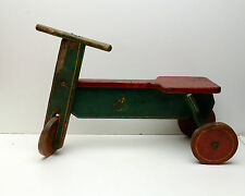 Antique Berlin Bin Scooter Tricycle Super Rare