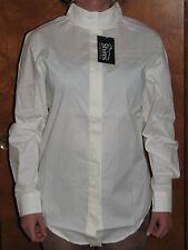 Shires Ladies Emily Riding English Show Shirt Long Sleeve Sz. Medium 9986 - NWT
