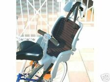 SUN BICYCLE CHILD CARRIER BIKE BABY SEAT WITH HEADREST BS-1 NEW!