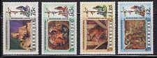 Barbuda 328-31 Easter Mint NH