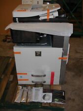 Sharp MX-4110N Digital Touch Screen Multifunction Color Copy Machine New
