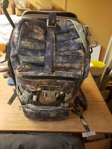 Eberlestock Team Elk camo Hunting Pack Backpack pre owned