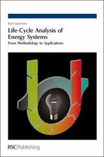 Life-Cycle Analysis of Energy Systems : From Methodology to Applications by...