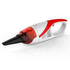 Rechargeable Hand Vacuum Cleaner Handheld Cordless Buster vac Clean Dust & Car